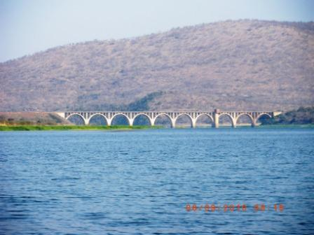 Pongola river bridge
